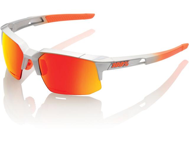 100% Speedcoupe Glasses arc | light | hd red multilayer/hiper lense